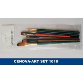 Cenova Art Set 1010 Karma 7'li Set Fırça