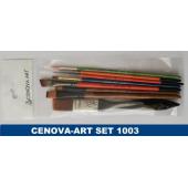 Cenova Art Set 1003 Karma 8'li Set Fırça
