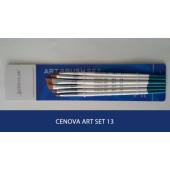 Cenova Art Set 13 Karma 6'lı Set Fırça