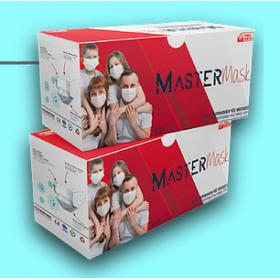 Master Mask 3 Katlı Cerrahi Tek Kullanımlık Medikal Maske