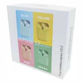 Inpods 12 Wireless Earphone / Inpods 12 Kablosuz Kulaklık