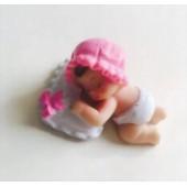 Uyuyan Bebek Model 2 Kalıbı