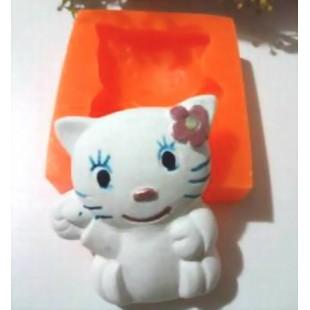 Şişman Kedi Kalıbı